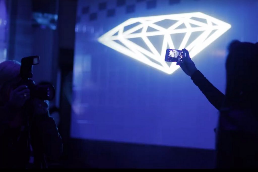 soirée Diamond Supply Co. aux Bains à Paris