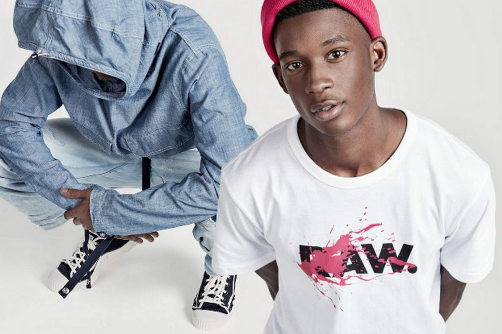 Lookbook G-Star RAW Printemps/Été 2017