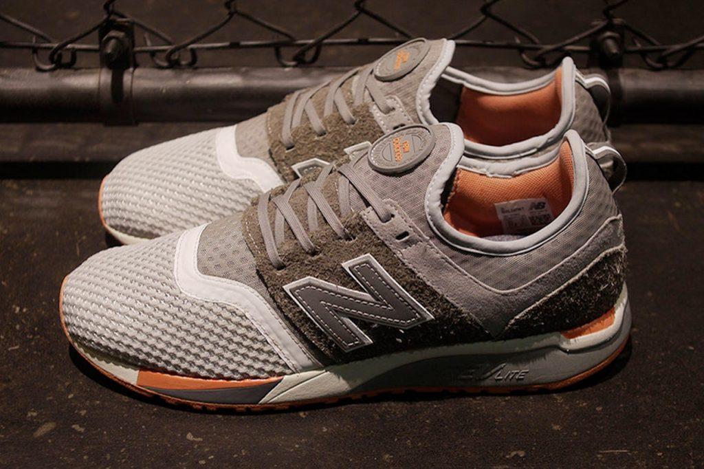 "mita Sneaker x New Balance ""Tokyo Rat"" 247"