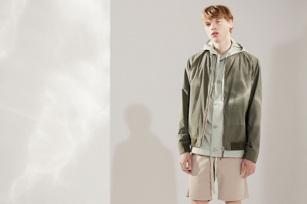 Lookbook collection Norse Projects Printemps/Été 2017