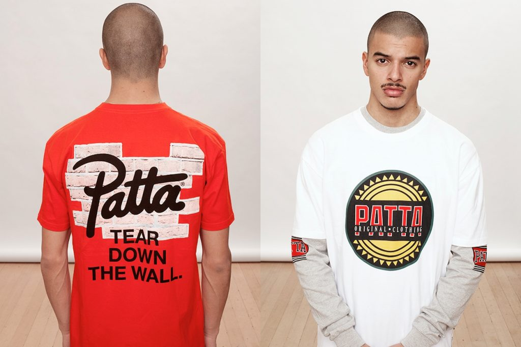 Patta Spring/Summer 2017 Lookbook