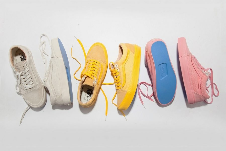 La collaboration colorée Union Los Angeles x Vans
