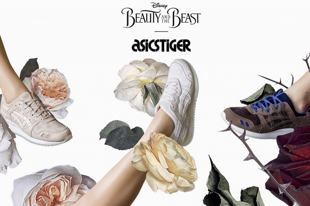 Beauty and the Beast x ASICS Tiger Collection