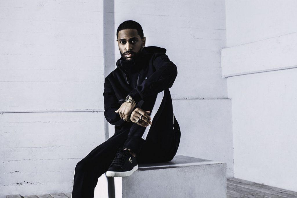Big Sean est le nouveau collaborateur créatif et ambassadeur mondial de PUMA