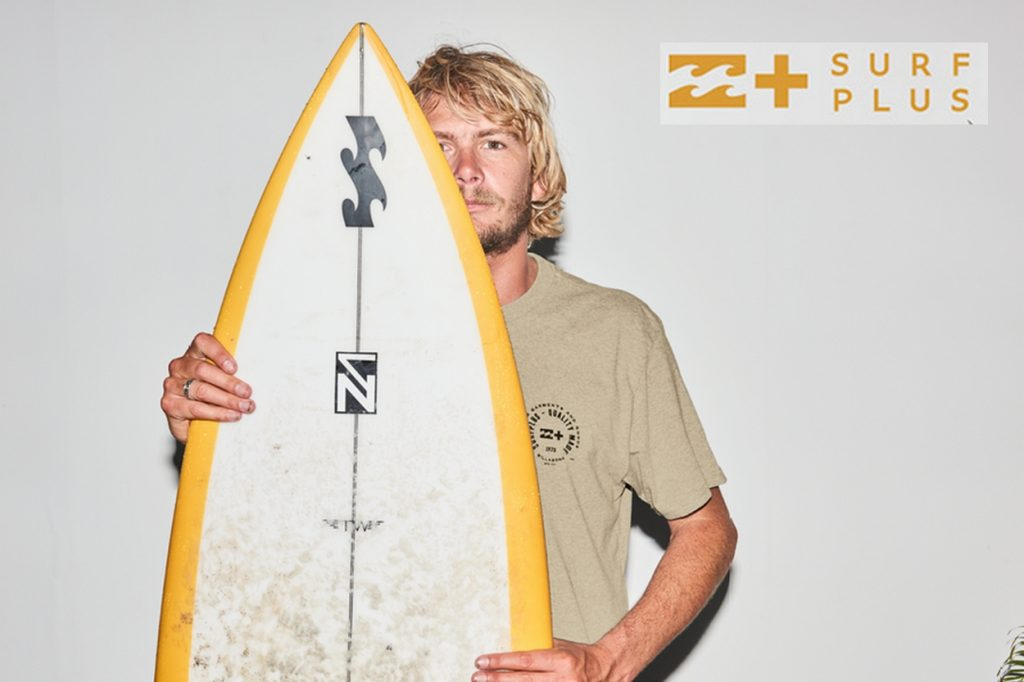 Billabong SurfPlus by Tyler Warren