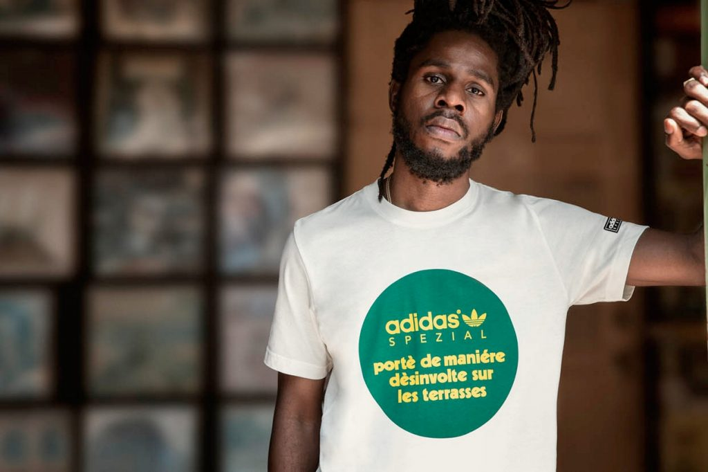 adidas SPEZIAL Spring Summer '17 featuring Chronixx