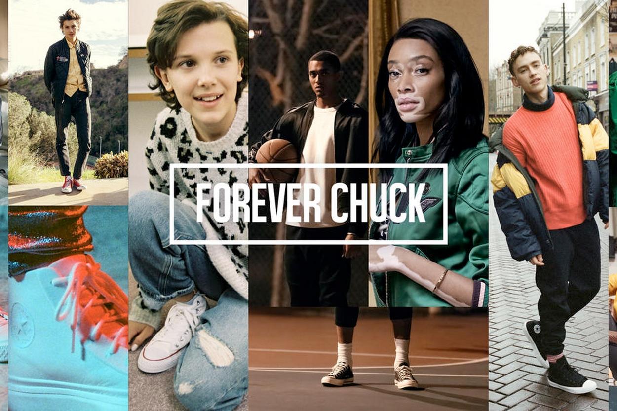 Converse D 233 Voile Forever Chuck Un Film Hommage Aux Chuck