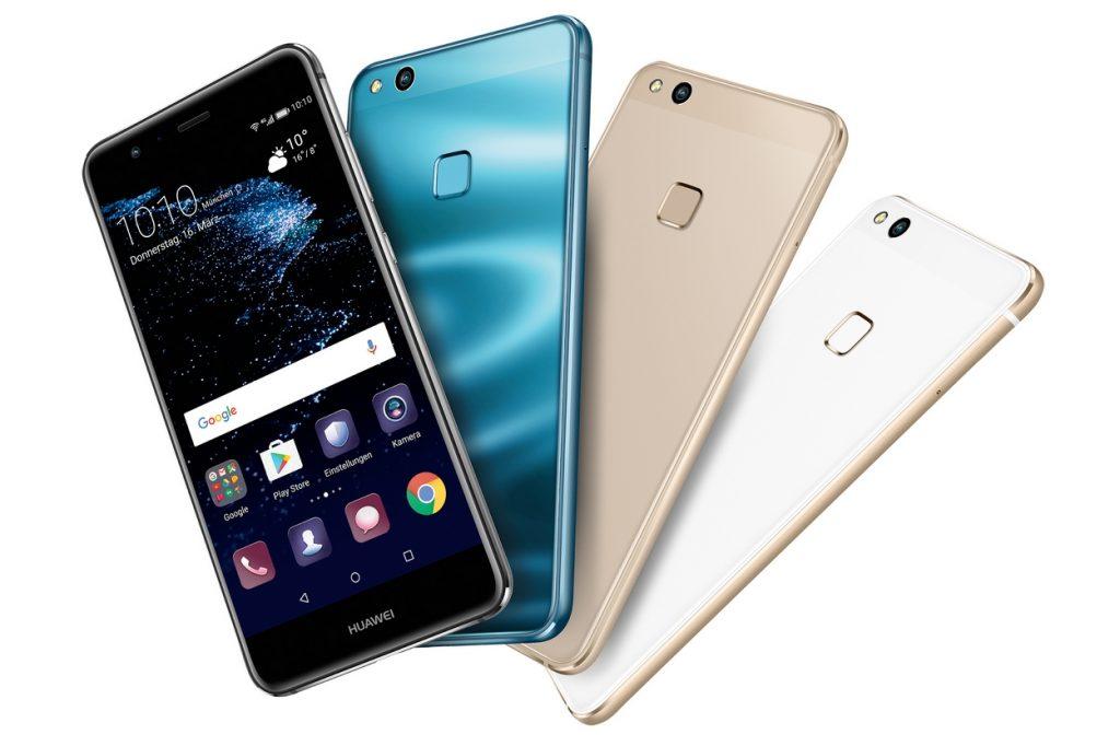 Huawei lance le P10 lite