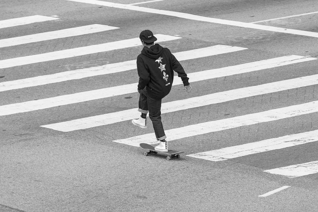 Collection capsule HUF X Sammy Winter