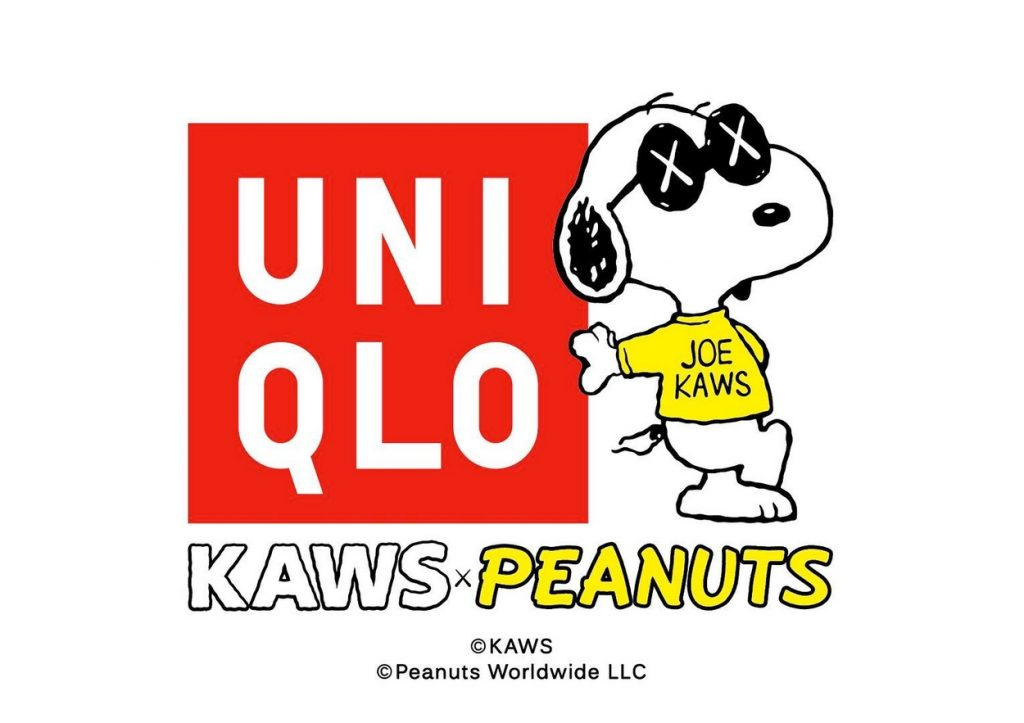 """KAWS """"Peanuts"""" x Uniqlo"""