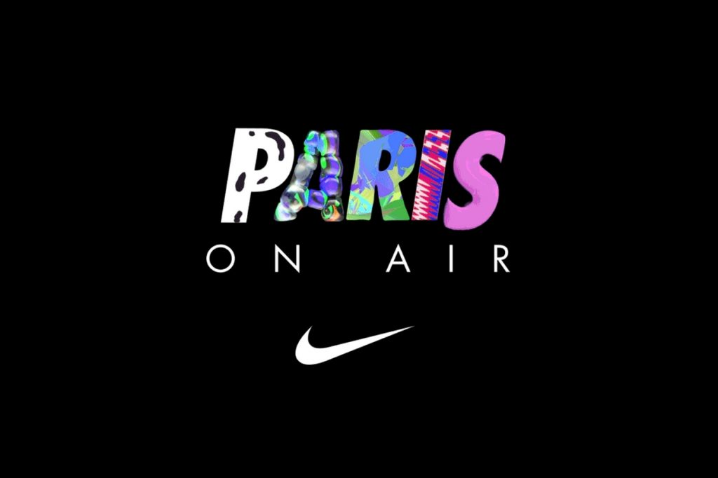 Air Max Day : projection inédite sur le Centre Pompidou à Paris