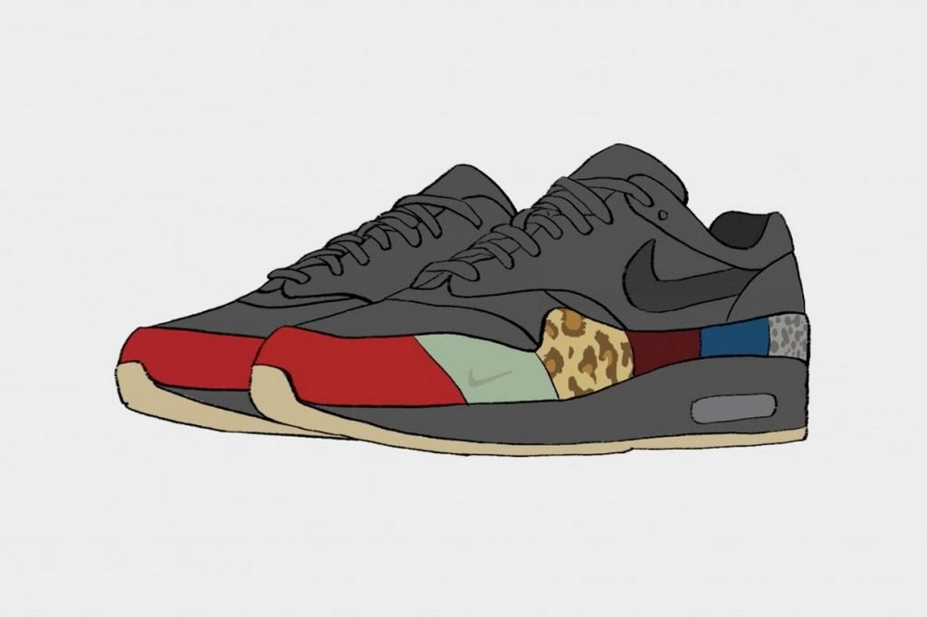 Nike Air Max - Behind the Design: Ones of 1