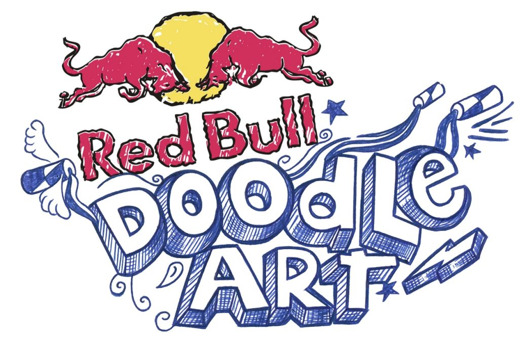 Red Bull France lance le Red Bull Doodle Art