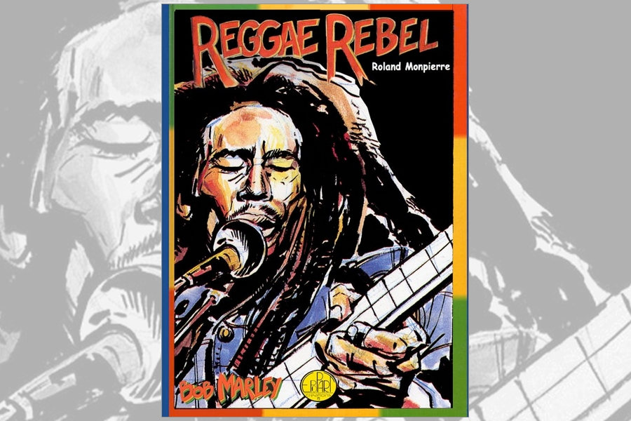 Reggae Rebel de Roland Monpierre