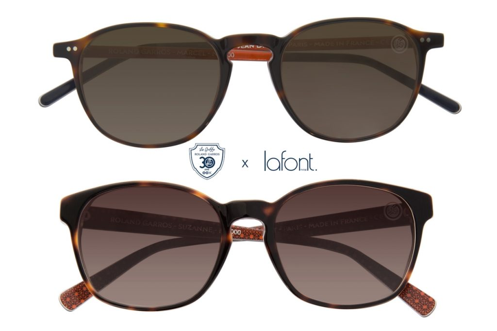 Collaboration exclusive Roland-Garros x Lafont