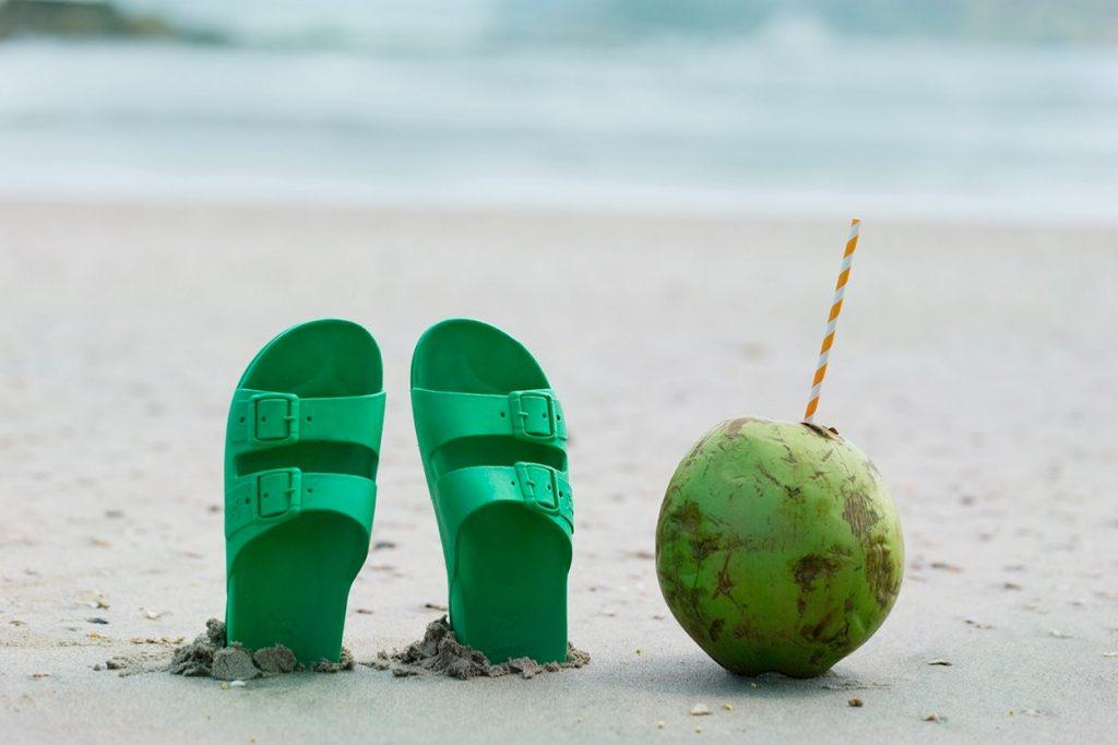 Sandales CACATOÈS