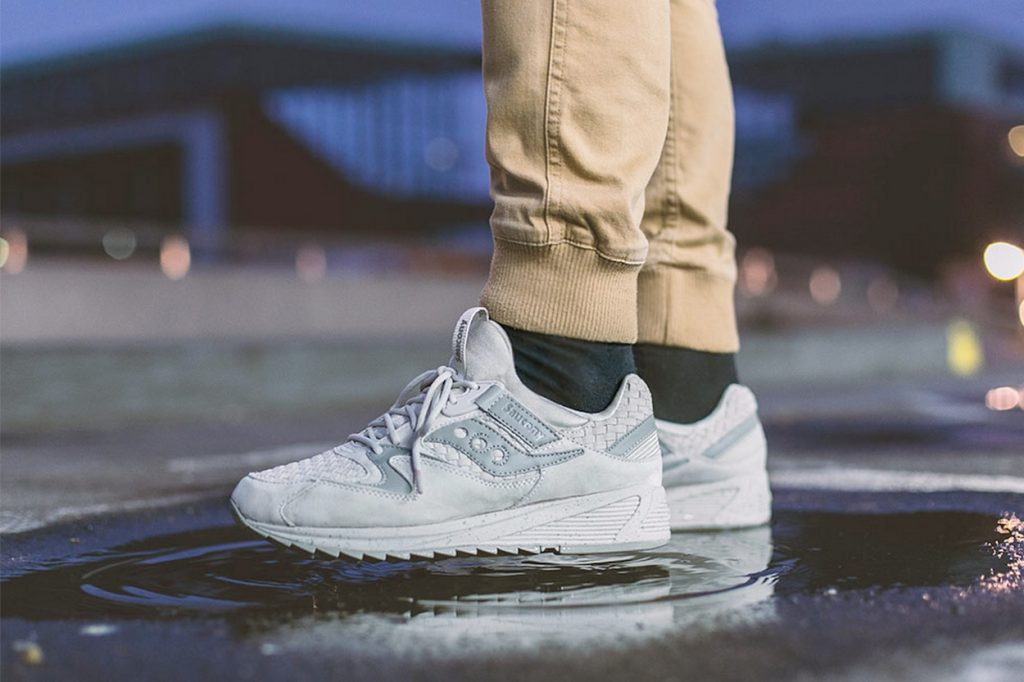 "Saucony GRID 8500 ""Weave"""