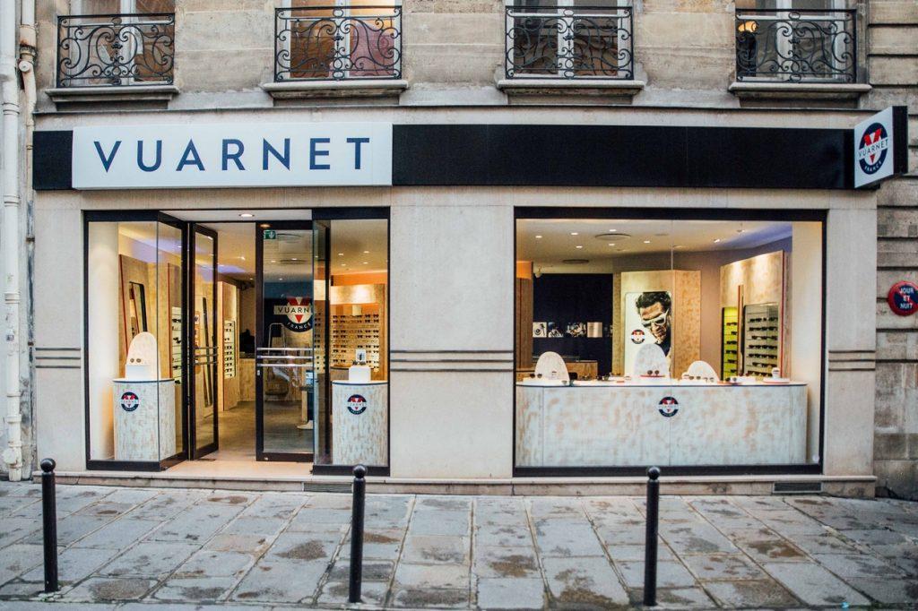 Vuarnet a ouvert sa première boutique parisienne