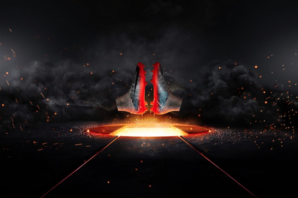 "Nike Football Mercurial CR7 Chapitre 4 ""Forged for Greatness"""