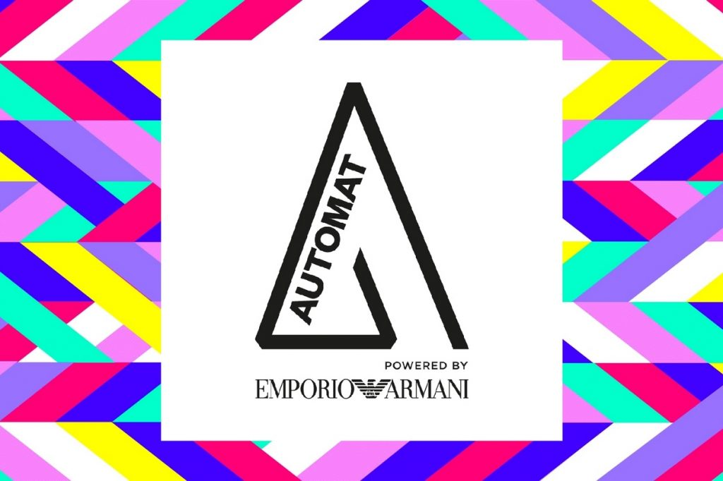 Emporio Armani présente Automat Radio