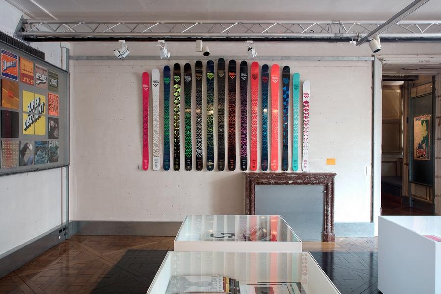 Black Crows s'expose aux Musée des Arts décoratifs