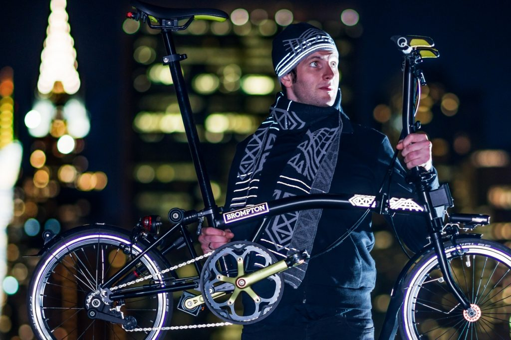 Vespertine NYC x Brompton New-York City Edition