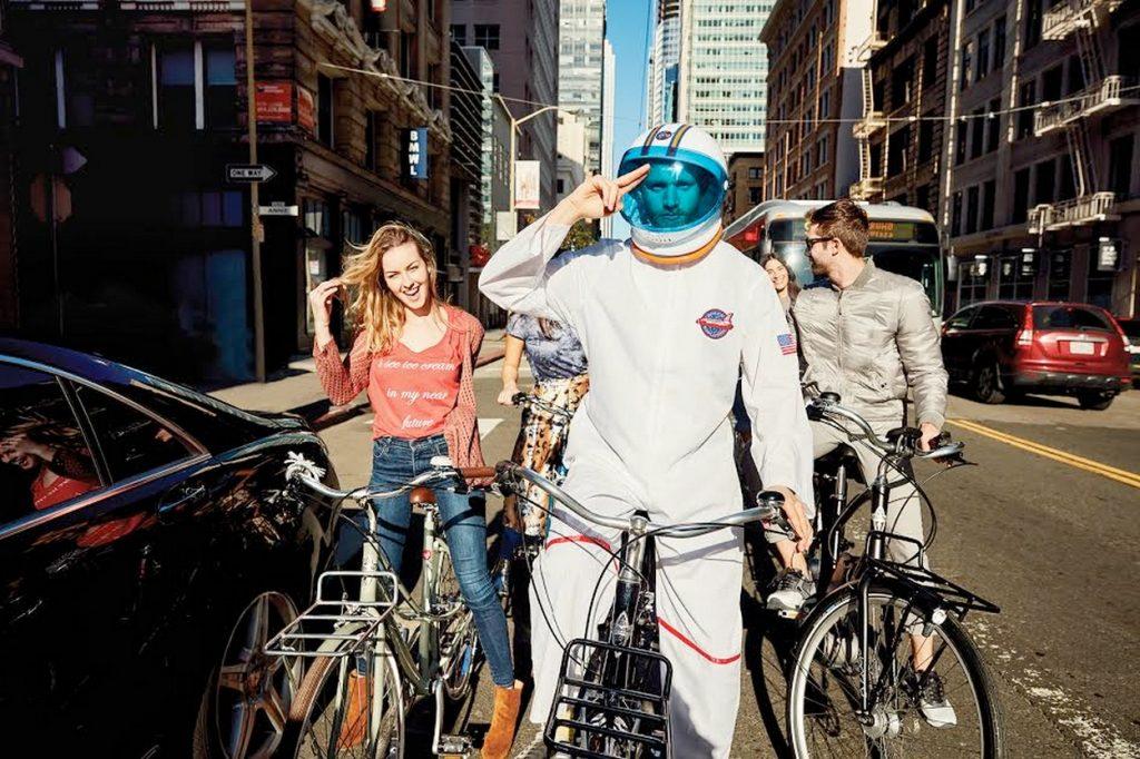 Electra Bicycle Company présente le Townie Commute
