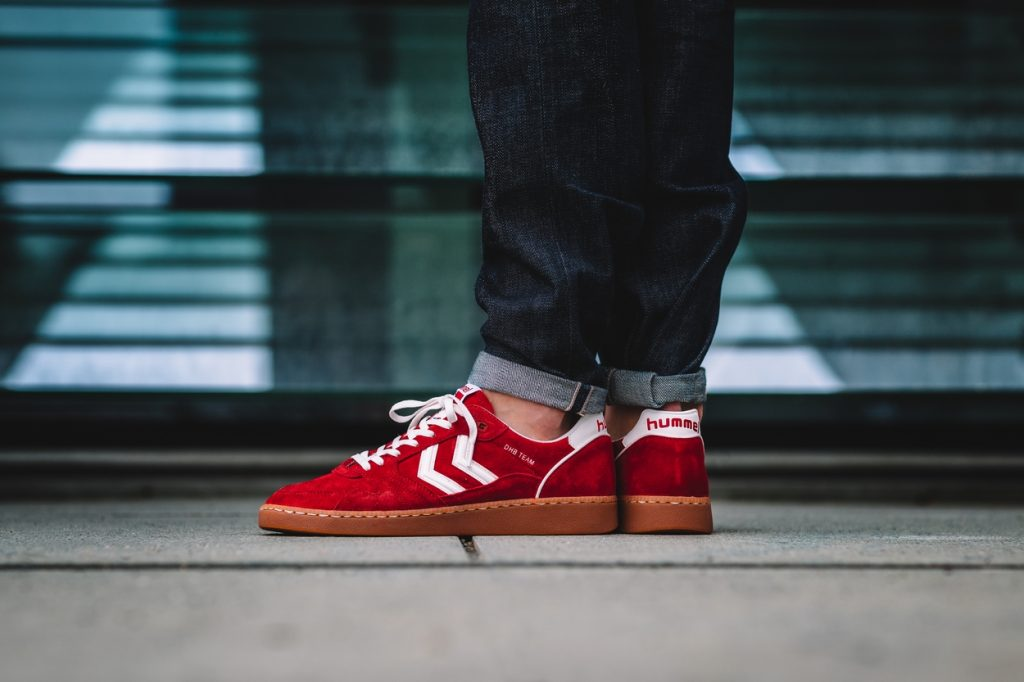 "Hummel arcHIVE DHB Team OG ""Red"""