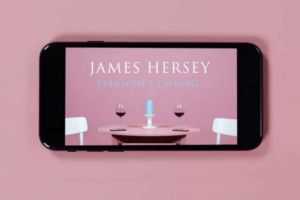 James Hersey - Everyone's Talking