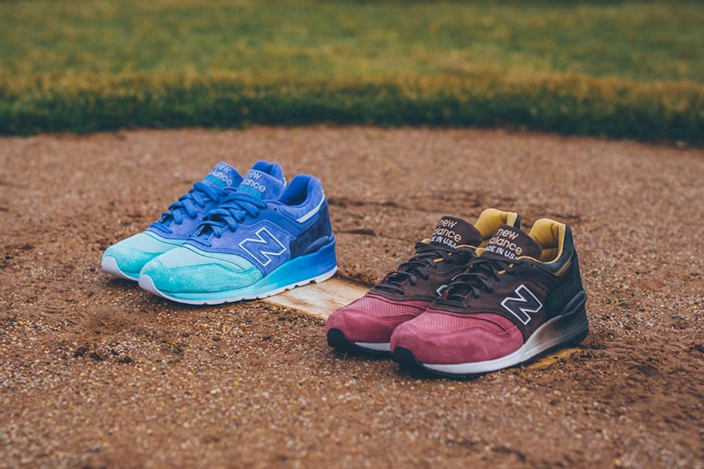 "New Balance 997 ""Home Plate"" Pack"