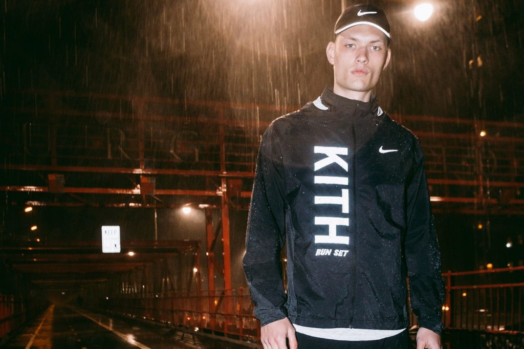"KITH x Nike ""Midnight"" Running Collection"