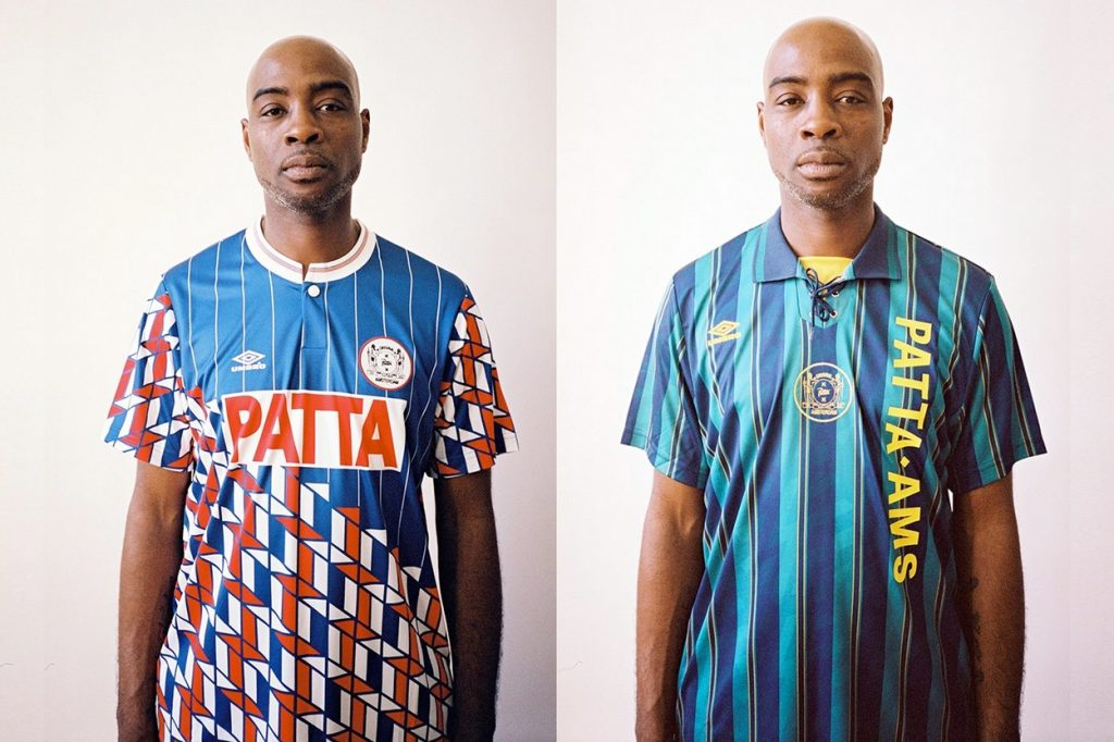 Collection Patta x Umbro Football Jersey
