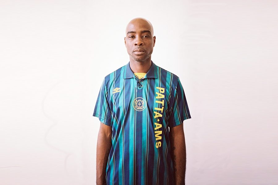 2912adc6fc9 Collection Patta x Umbro Football Jersey