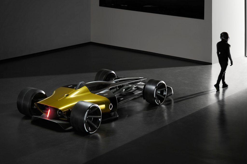 Renault R.S.2027 Vision par Lionel Koretzky