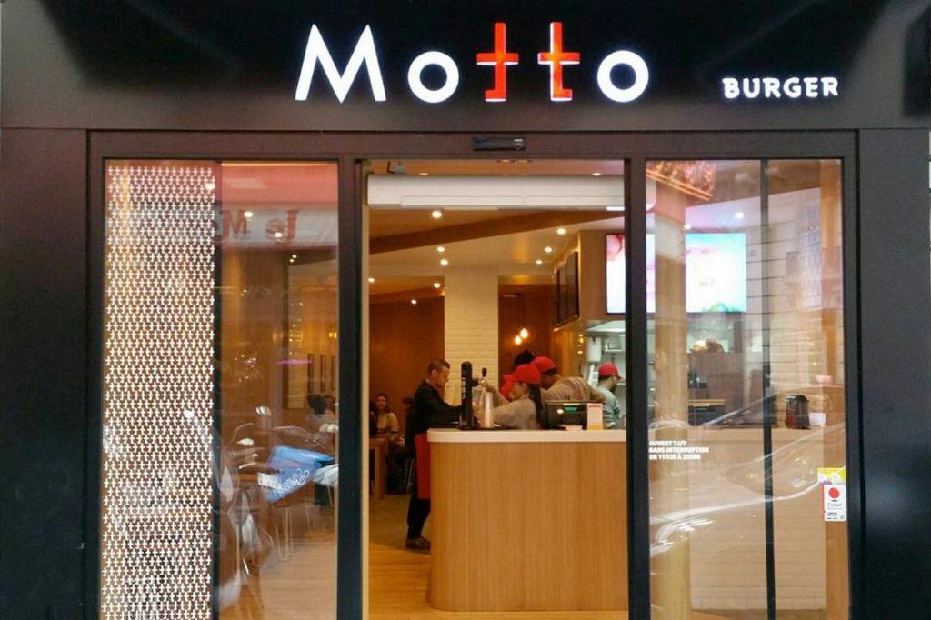 Restaurant Motto Burger