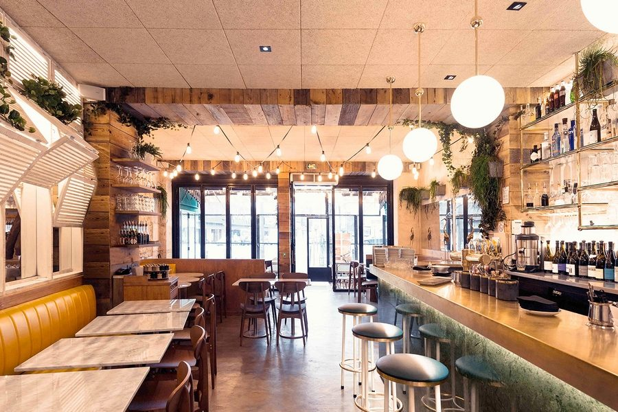 Restaurant Chez L Artisan Menu