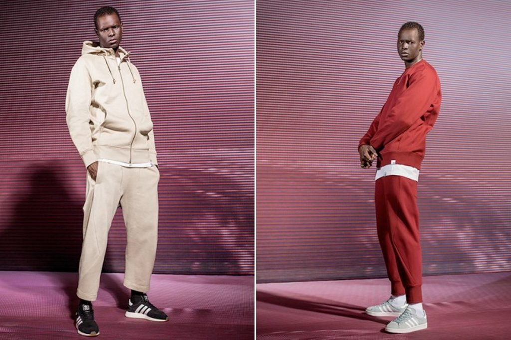 Lookbook adidas Originals XbyO Automne/Hiver 2017