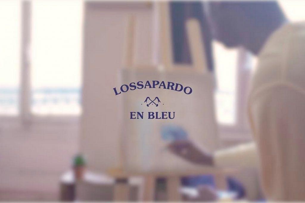 Lossapardo par Lokmane pour Bleu de Paname