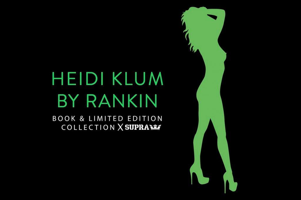 Heidi Klum by Rankin x SUPRA