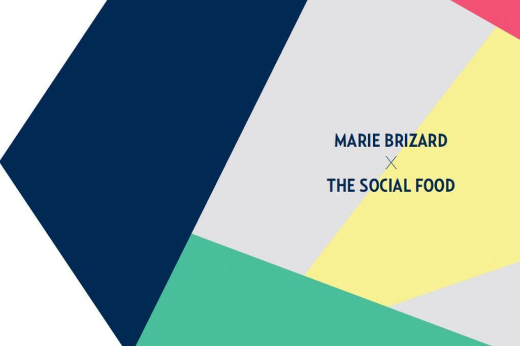 Marie Brizard x The Social Food