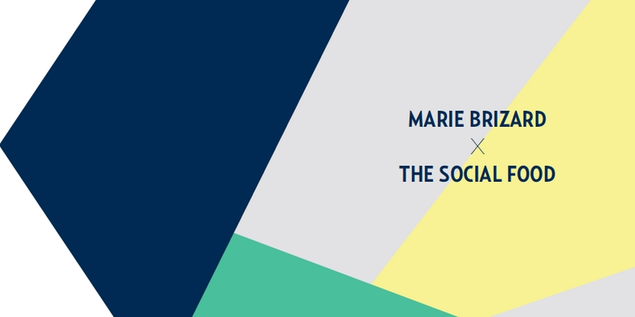Marie Brizard x The Social Food