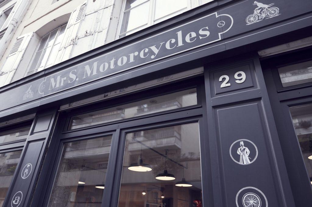 Mr S. Motorcycles