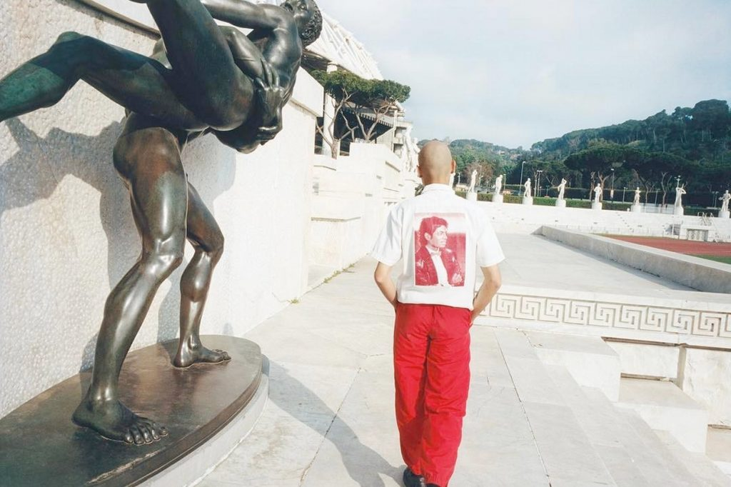 Supreme sort une collection en hommage à Michael Jackson