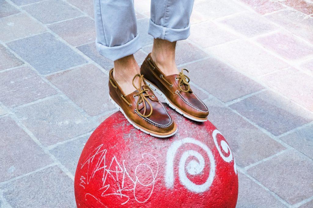 Timberland dévoile la Sensorflex Boat Shoes