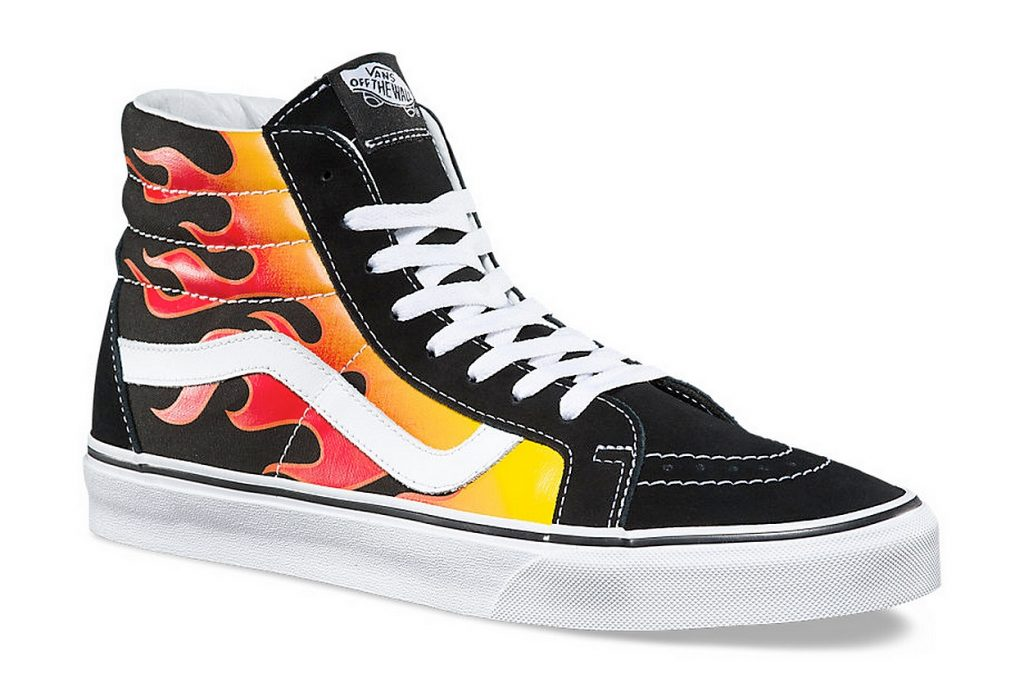 "Vans ""Flame"" Pack Reissue"