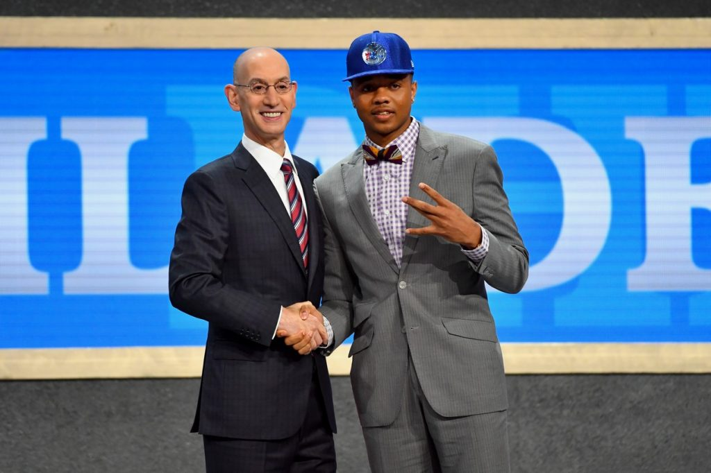 Draft NBA 2017 par New Era