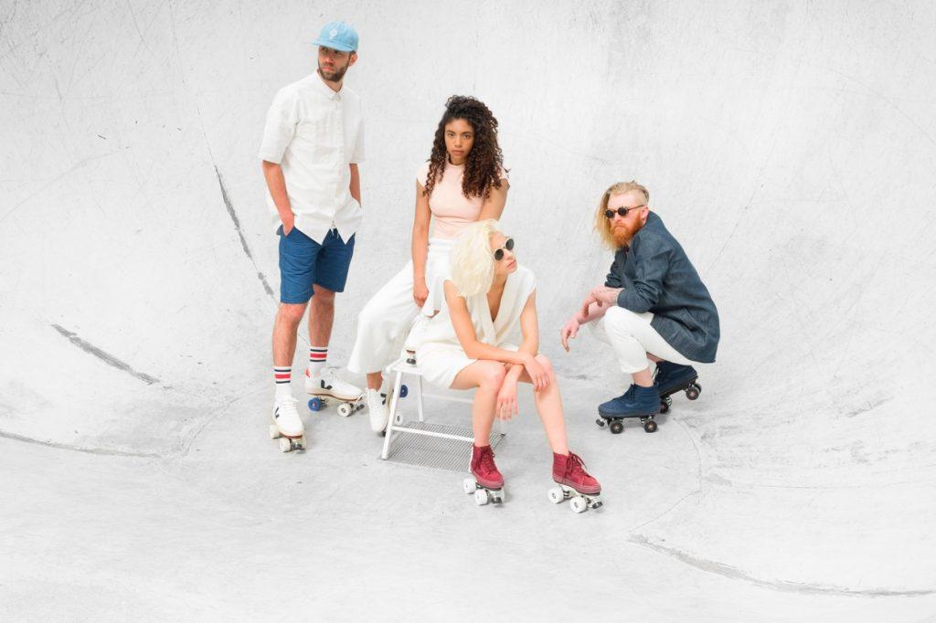 Flaneurz dévoile sa nouvelle collection de rollers Été 2017