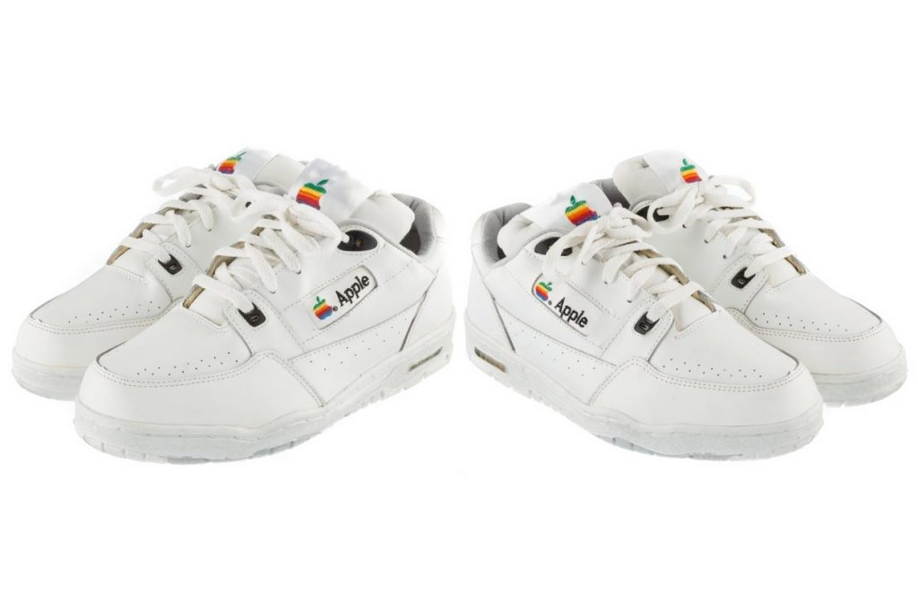 Apple Computer Sneakers