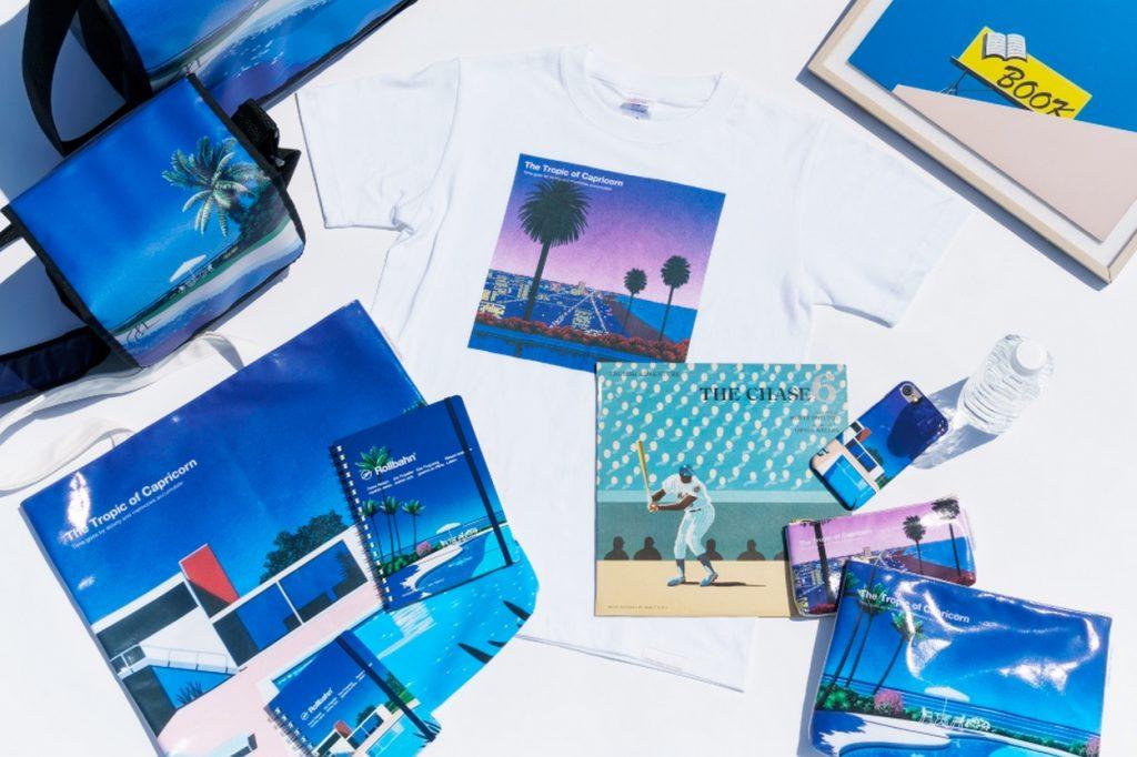 "Collection ""Summer"" Hiroshi Nagai x DELFONICS"