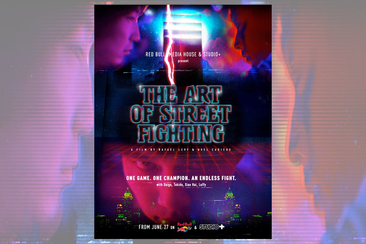 """Documentaire """"The Art of Street Fighting"""""""